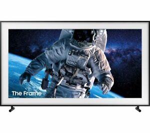 "NEWSAMSUNG The Frame QE55LS03TAUXXU 55"" Smart 4K Ultra HD HDR QLED TV with Bixby"