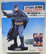 DC DIRECT BATMAN/SUPERMAN PUBLIC ENEMIES MAQUETTE #1548/4000 Statue DARK KNIGHT