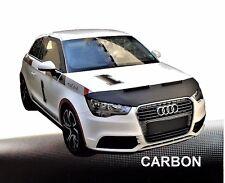 Haubenbra Audi A1 Steinschlagschutz Car Bra Tuning & Styling CARBON