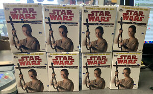 2017 TOPPS STAR WARS JOURNEY TO STAR WARS THE LAST JEDI LOT OF 8 BLASTER BOXES