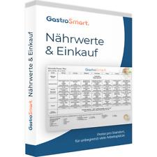 GastroSmart - Gastronomie-Kalkulation für Großküchen, Caterer und Restaurants