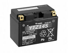Yuasa YTZ14S 12V 11.8Ah Batteria per Moto