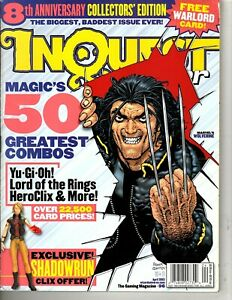 Inquest Gamer Magazine - April 2003 # 96  - Magic's 50 Greatest Combos