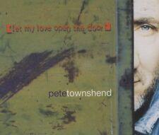 Pete Townshend   Single-CD   Let my love open the door (E. Cola Mix, 1980/96)