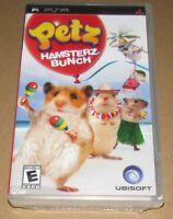 Petz: Hamsterz Bunch (Sony PSP) Brand New / Fast Shipping