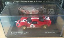 "DIE CAST "" FORD GT40 MKII - 1966 "" 24 HEURES DU MANS SCALA 1/43"