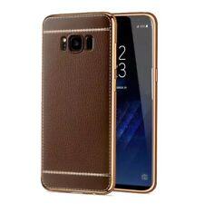 Samsung Galaxy S7 Edge Case Phone Cover Protective Case Protective Case Braun