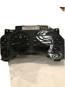 Speedometer Instrument Cluster 07-14 SILVERADO 2500 125k Miles  28186388