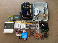 Emax Hawk Pro 5 & FatShark Attitude Goggles- FPV Race Kit, Huge # Of Accessories