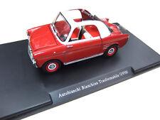 Autobianchi Bianchina Trasformabili -1958- 1:24 . Leo Models#1746