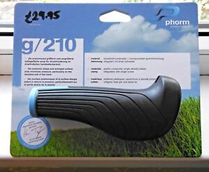 PHORM G 210 Ergo Handlebar Grips..THESE ARE BRILLIANT! RRP £29.95