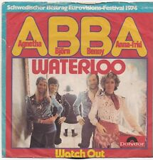 Abba-Waterloo Vinyl single