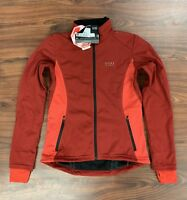Gore Bike Wear Element Women's Wind Stopper Jacket Size Medium New with Tags
