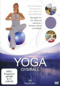 Yoga Gymball [DVD/NEU/OVP]
