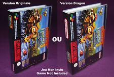 DONKEY KONG COUNTRY 3 - Super Nintendo SNES FAH - Universal Game Case (UGC)