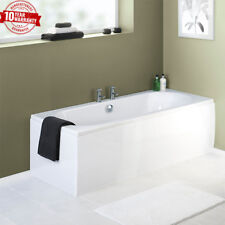 Premier Otley Round Double Ended Bath 1700x700mm & FREE Bath Panel Acrylic Front
