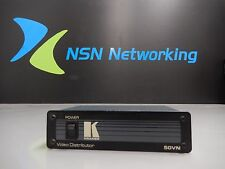 Kramer 50VN 5-Port BNC 5-1 Video Distributor NO POWER SUPPLY INCLUDED