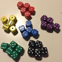 Perudo Dudo Game Dice / Liars Dice (Set of 30 Mini 10mm Dice) D122