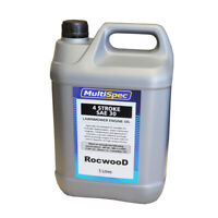 SAE 30 SAE30 5 Litre Engine Oil Suitable For Most Makes & Models Of Lawnmower