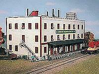 American Model Builders 715 Laser Art Brown Manufacturing Company Ho Scale Kit