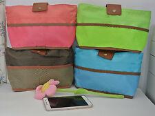 NEW Bag Insert Handbag Travel Purse Pouch Women Bag in Bag Organiser