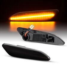 LED SEITENBLINKER für FIAT Tipo   Typ 356   BJ ab 2015>   SCHWARZ