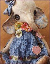 Alla Bears Love wedding bride bridesmaid decor baby girl flower heart blue bird
