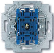 Busch Jäger 2000/6USK Kontrollschalter Wechselschalter mit Glimmlampe