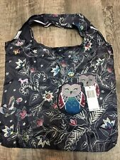 """Vera Bradley Collapsible """"Owl"""" Tote Bag Brand New With Tag"""