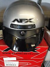 AFX FX 7 Motorcycle Scooter 1/2 Half Helmet New