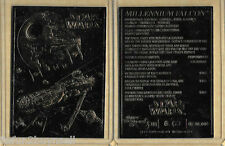 Star Wars Millennium Falcon 23 KT Karat Gold Card Sculptured