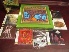 CREAM ALBERT HALL 1ST EDITION VINYL & PICKS + WHEELS OF FIRE JAPAN 7 CD Box Set