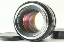 [MINT] Canon FD 55mm f/1.2 MF Manual Focus Lens from JAPAN