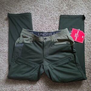Under Armour Ridge Reaper WINDSTOPPER® Pants Sz 34 Hunting NEW $200