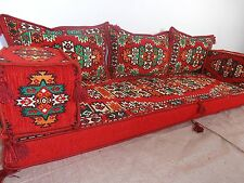 arabic seating,arabic cushions,jalsa,majlis,hookah bar furniture,sofa - MA 26