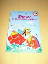 """DISNEY MICKEY CLUB DU LIVRE """"Dingo et le Poisson Magique"""""""