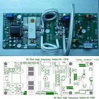 100W FM VHF 80Mhz-170Mhz RF Power Amplifier Board AMP DIY KITS For Ham Radio