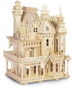 Fantasy Villa     QUAY Woodcraft Construction Kit FSC