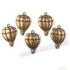 30pcs Vintage Bronze Charms Balloon Alloy Pendant Findings Fit Necklace Lots LC