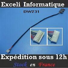 Connecteur Alimentation Dc Power Jack Socket Cable Wire HP G72-A55SF