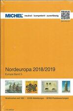 Catalogus Michel Noord Europa  2018 deel 5 - 2018 Gratis verzending in NL
