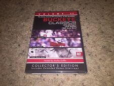 Ohio State Buckeye Classics: Volume 2 Hosted by: Archie Griffin (DVD, 2004) NEW!