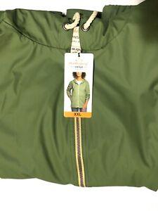 Weatherproof Vintage Women's Rain Slicker Jacket