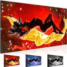Wandbild XXL Modern Wohnzimmer - Erotisch Frau - Schlafzimmer Bilder Kunstdruck