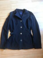 Size small black Horze Crescendo show coat