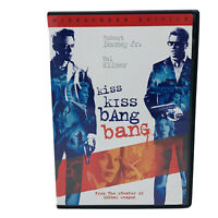 Kiss Kiss Bang Bang DVD 2006