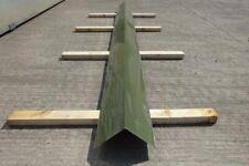 10 ft Dark Green Polymer Coated Barge Board