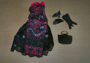 "Defining Beauty Outfit for Coquette, Jacqui, Tiny Kitty other 10"" dolls"