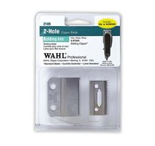 WAHL BALDING CLIPPER BLADE SET *NEW*  (0.4mm)