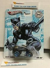 Cool One Catwoman * Hot Wheels DC Comics Pop Culture * G52